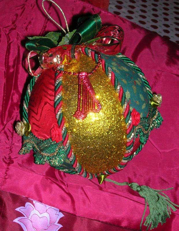 Creare addobbi natalizi a roma seminario di un giorno - Creare decorazioni natalizie ...