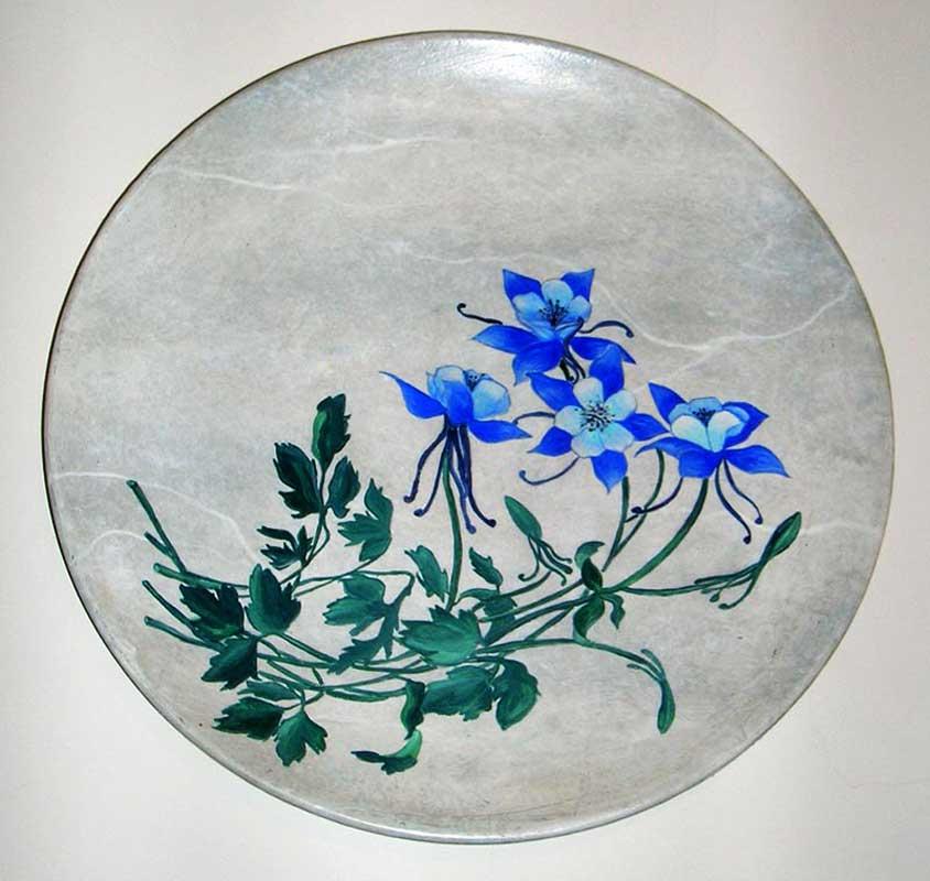 Uova Di Ceramica Dipinte A Mano.Pittura Su Ceramica Arte Decorazioni E Oggettistica Artigianale