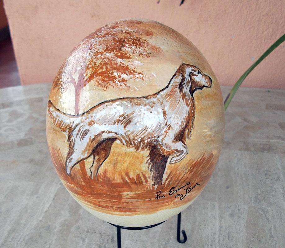 Uova Di Ceramica Dipinte A Mano.Realizzazione Uova Decorate Dipinte A Mano Su Commissione A Roma
