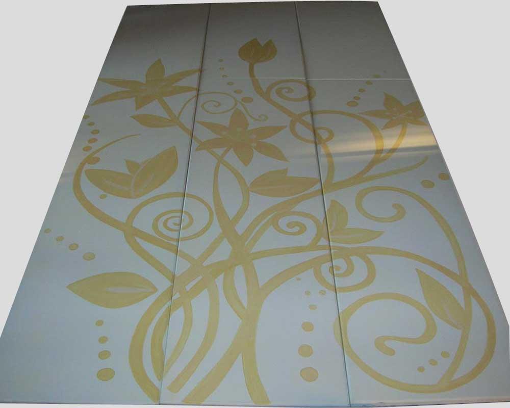 Decorazione Ante Armadio : Decorazioni ed incisioni personalizzazione su legno dipinto a rilievo