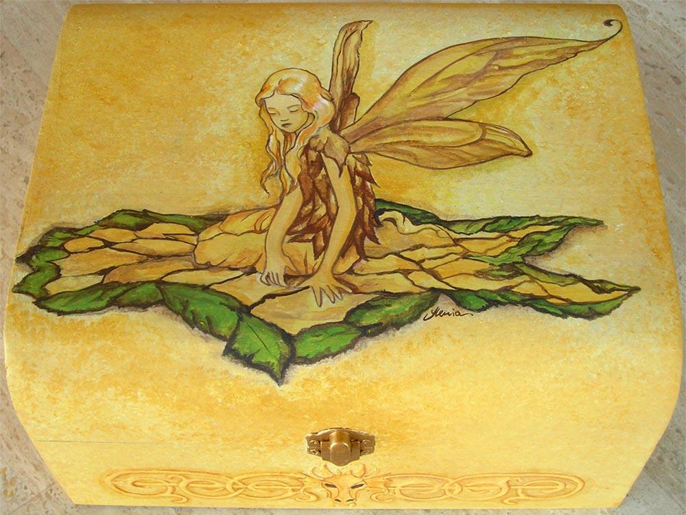 Amato Pittura su legno. Decorazioni a rilievo su legno PD86