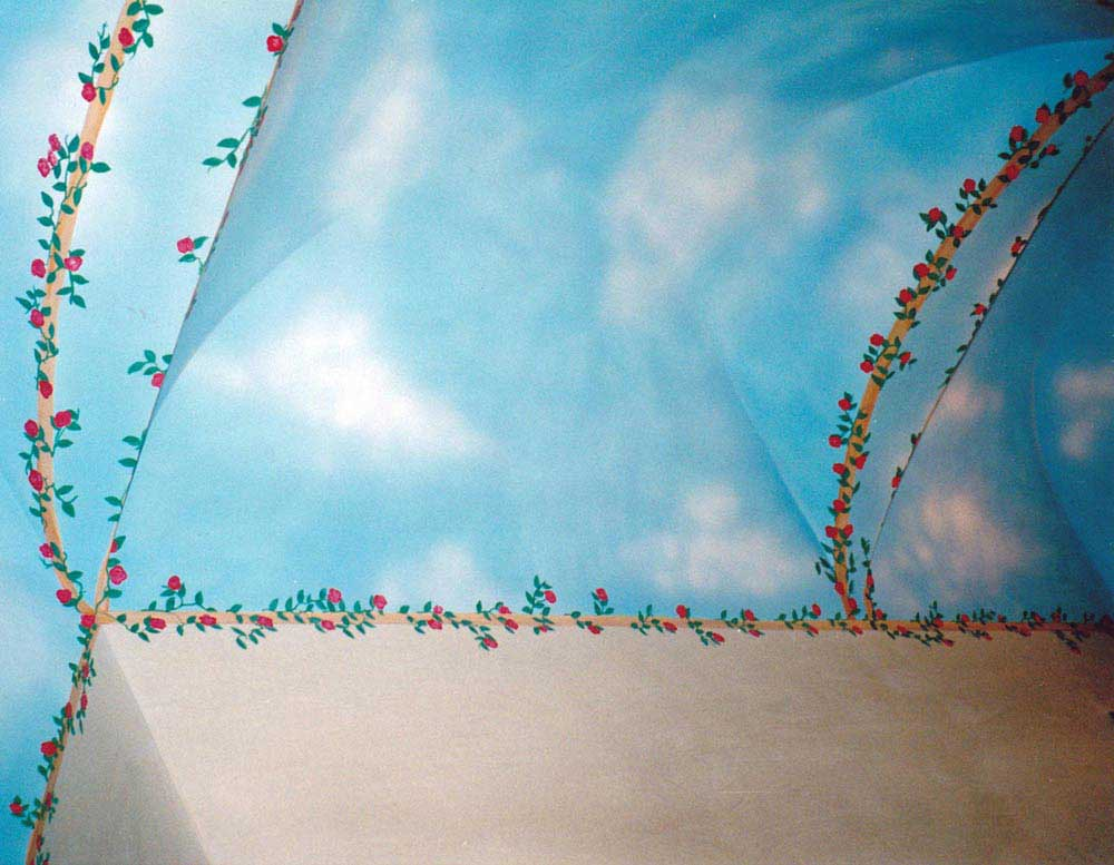 Decorazioni pitture per interni - Decorazioni murali per interni ...