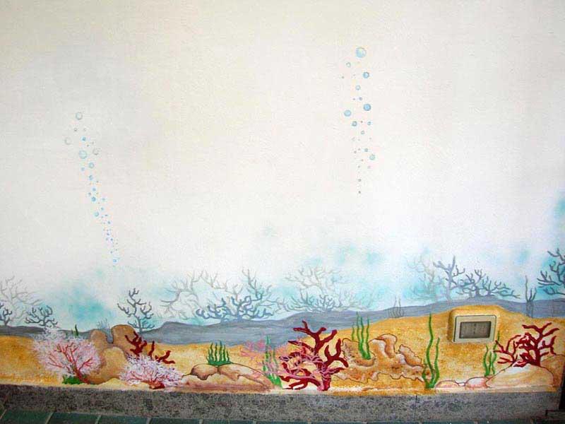 dipingere camerette bambini ~ idee per dipingere le pareti della ... - Idee Pittura Murale Per La Camera Dei Bambini
